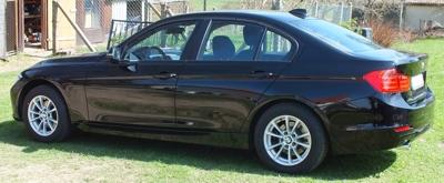 3er BMW Lackversiegelung