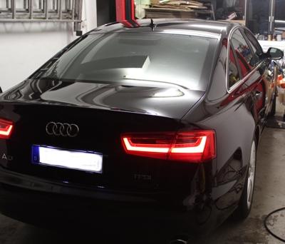Lackversiegelung Audi A6