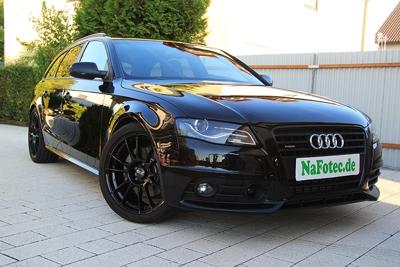 Lackversiegelung Audi A4