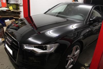 Lackversiegelung Audi