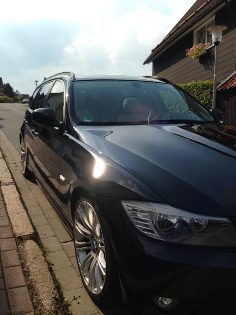 Lackversiegelung BMW