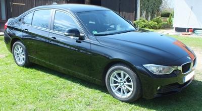 Lackversiegelung 3er BMW