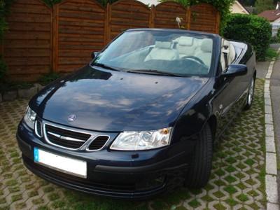Lackversiegelung Saab