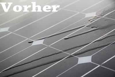 Solaranlage versiegeln